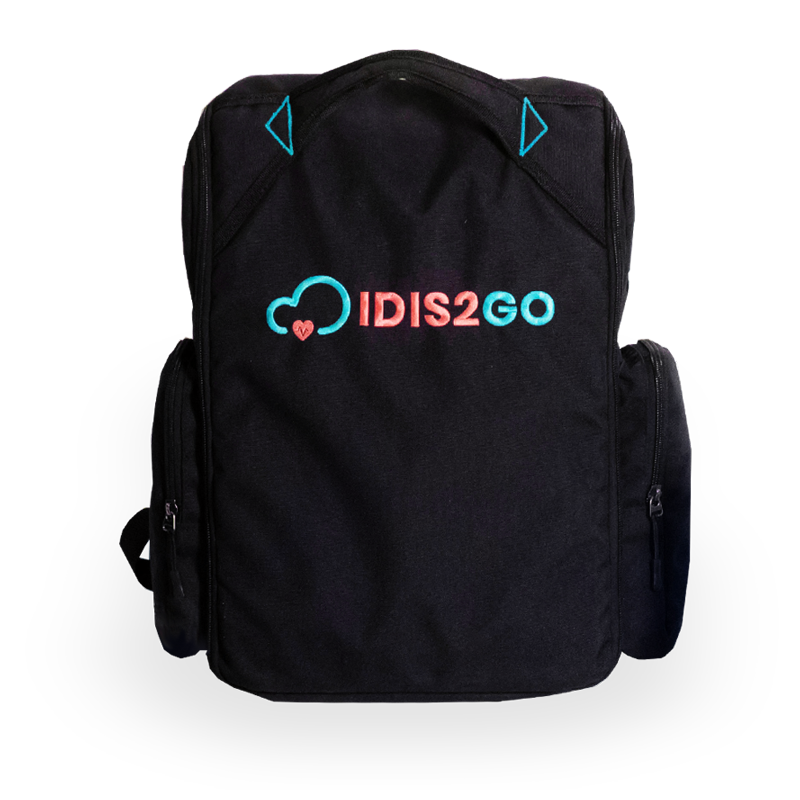 Backpack IDIS2GO