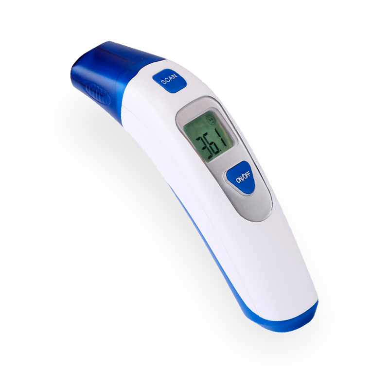 Infrared Forehead/Ear Thermometer