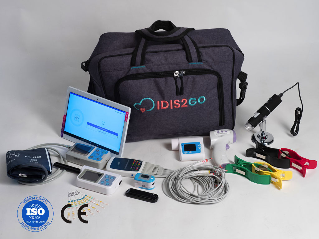 IDIS2GO — telemetry solution for remote diagnostic